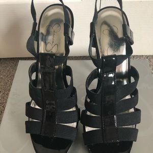 Jessica Simpson Kambodia Sexy Heels - 9M